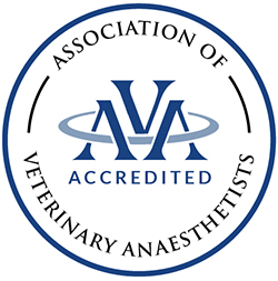 Association of Veterinary Anaesthetists Logo
